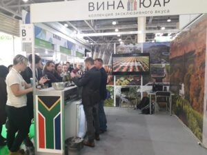 russian marketing - launch of south african brand in russia