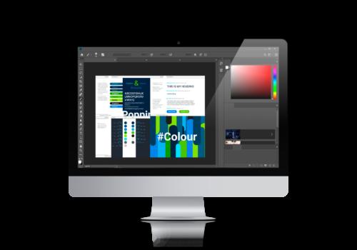 colour guide design